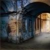 Двор-колодец Санкт-Петербурга